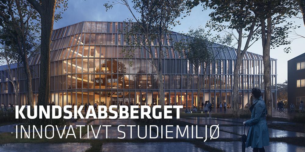 Et åbent, sikkert og fleksibelt læringsmiljø, med en klar lokal tilstedeværelse