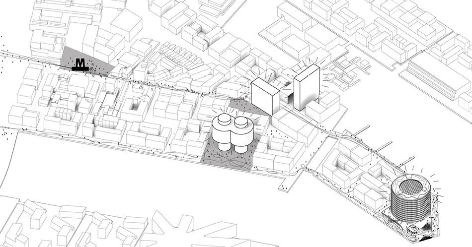 Århusgadekvarteret og Redmolen