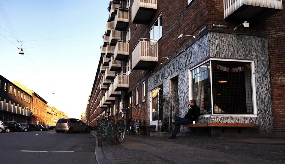Café Heimdalsgade