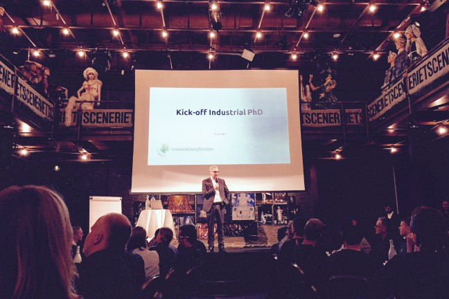 Phd Kick off
