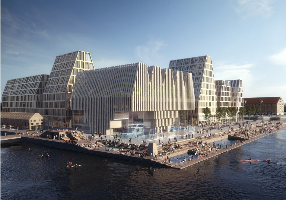 varmtvandsbassin i københavn