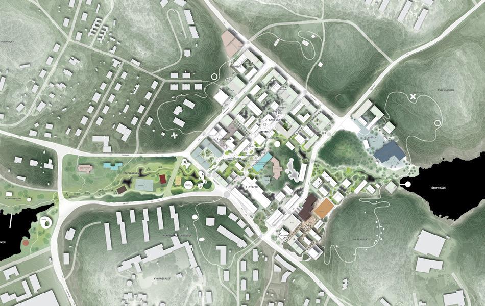 Gustavsberg Masterplan