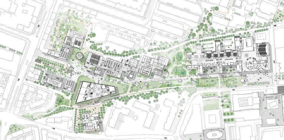 Masterplan Campus