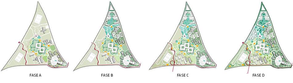 Faseinddeling og fleksibilitet