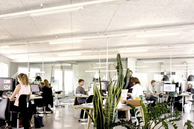 Office atmosphere
