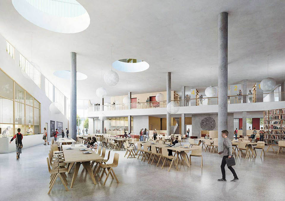 NY ISLANDS BRYGGE SKOLE_INTERIOR