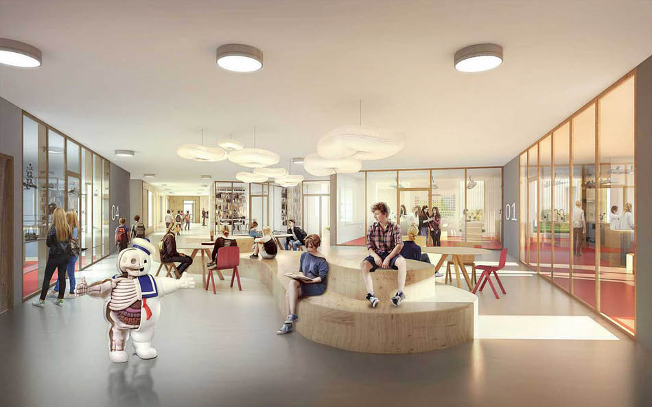 NY ISLANDS BRYGGE SKOLE_INTERIOR2